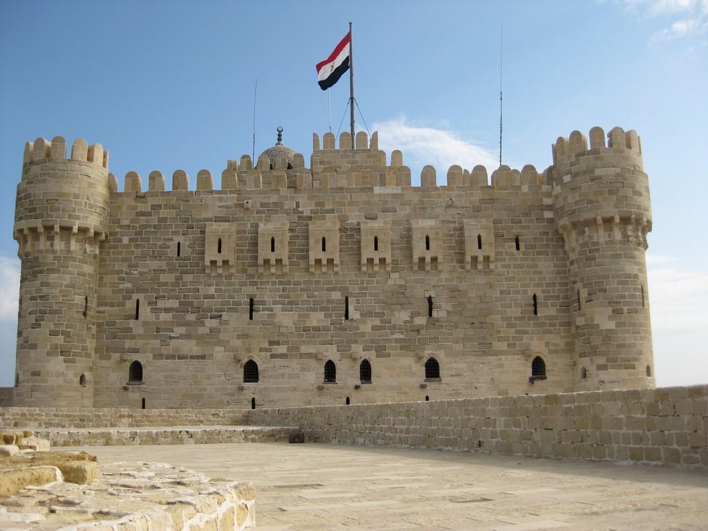 Мое первое путешествие. Египет (Александрия, Каир, Гиза, Луксор, Хургада)